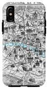 Paris Monumental IPhone X Tough Case