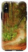 Park Path  IPhone X Tough Case