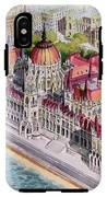 Parliment Of Hungary IPhone X Tough Case