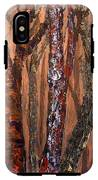 Patchwork Forest IPhone X Tough Case