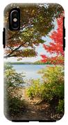 Path To The Lake IPhone X Tough Case