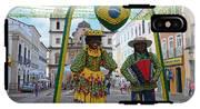 Pelourinho - Historic Center Of Salvador Bahia IPhone X Tough Case