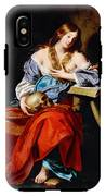 Penitent Mary Magdalene IPhone X Tough Case