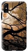 Perigee Moon In The Trees IPhone X / XS Tough Case