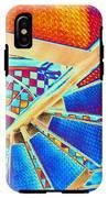 Pike Brewpub Stair IPhone X Tough Case