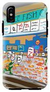 Pike Place Fish Co. IPhone X Tough Case