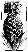 Pineapple Print IPhone X Tough Case