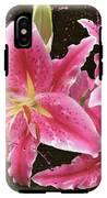 Pink IPhone X Tough Case