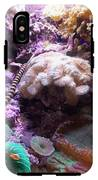 Pipe Fish And Sea Anemone  IPhone X Tough Case