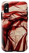 Plastic Bag 09 IPhone X Tough Case