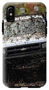 Plowing IPhone X Tough Case