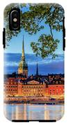 Poetic Stockholm Blue Hour IPhone X Tough Case