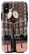 Poinsett Hotel Greeenville Sc IPhone X Tough Case