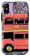 Pop Art Uk IPhone X Tough Case
