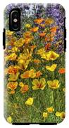 Poppies And Lupines IPhone X Tough Case