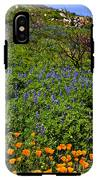 Poppies Before Lupines IPhone X Tough Case