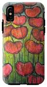 Poppies In Oil IPhone X Tough Case