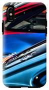 Porsche Fins IPhone X Tough Case