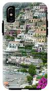 Positano's Beach IPhone X Tough Case