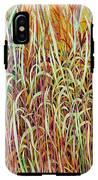 Prairie Grasses IPhone X Tough Case