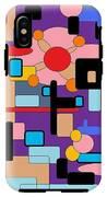 Purple Passion IPhone X Tough Case