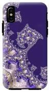 Purple Silk IPhone X Tough Case