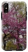 Purple Spring Trees IPhone X Tough Case