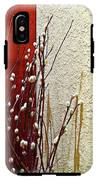 Pussy Willow Corner IPhone X Tough Case