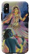 Radharani's Dance IPhone X Tough Case