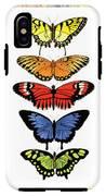 Rainbow Butterflies IPhone X / XS Tough Case