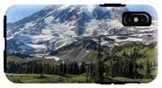 Rainier Mazama Ridge IPhone X Tough Case