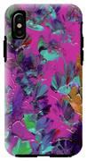 Razberry Ocean Of Butterflies IPhone X Tough Case