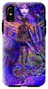 Spiritual Rebirth Of The Blue Planet IPhone X Tough Case