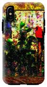 Redbird Sifting Beauty Out Of Ashes IPhone X Tough Case