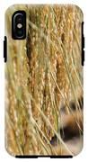 Rice Harvest IPhone X Tough Case