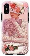 Romantic Lady IPhone X Tough Case