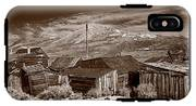 Rooflines Bodie Ghost Town IPhone X Tough Case