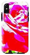 Rose IPhone X Tough Case