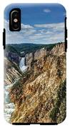 Rugged Lower Yellowstone IPhone X Tough Case