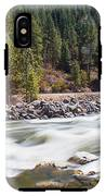 Rushing River IPhone X Tough Case