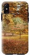 Rustic Autumn  IPhone X Tough Case