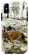 Rustic Rural Decay IPhone X Tough Case