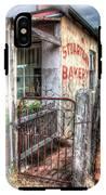 Rusty Gate. IPhone X Tough Case