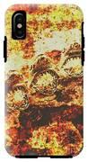 Rusty Shark Scene IPhone X Tough Case