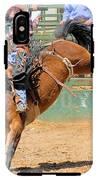 Saddlebronc 101 IPhone X Tough Case