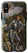 Saint George And The Dragon IPhone X Tough Case
