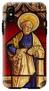 Saint Peter  Stained Glass IPhone X Tough Case