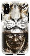 Samurai - Warrior Soul. IPhone X Tough Case