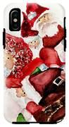 Santas IPhone X Tough Case