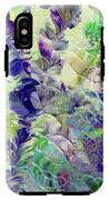 Sapphire Violet IPhone X Tough Case